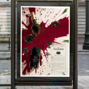 Jack-Russell-Design-Avondale-Wine-poster-design