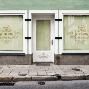 Jack-Russell-Design-Dolcissima-Bakery-Bistro-logo-signage-design