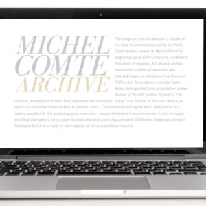 Jack-Russell-Design-Michel-Comte-Photographer-website-design-screen-2
