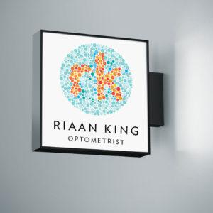 Jack-Russell-Design-Riaan-King-Optometrist-logo-&-signage-design-3