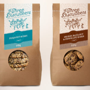 Jack-Russell-Design-The Three-Biscuiteers Bakery logo packaging-label-2