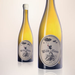 Jack-Russell-Design-Wild-Goat-Wine-label-design