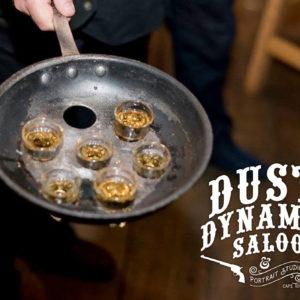 Jack-Russell-Design-Dust-&-Dynamite-Saloon-tequila-logo-design